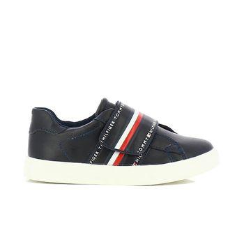 TOMMY HILFIGER – Sneakers LOW CUT VELCRO SNEAKER 32039 ΠΑΙΔΙΚΟ ΥΠΟΔΗΜΑ Νο24-29