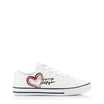 TOMMY HILFIGER – Sneakers LOW CUT LACE-UP SNEAKER 30-34