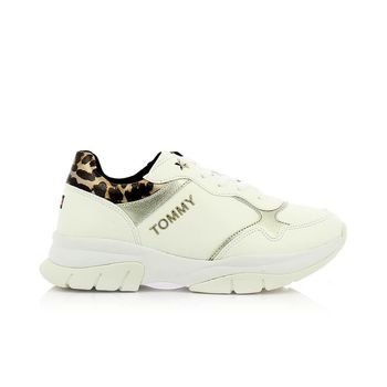 TOMMY HILFIGER – Sneakers LOW CUT LACE-UP SNEAKER ΠΑΙΔΙΚΟ ΥΠΟΔΗΜΑ Νο30-34