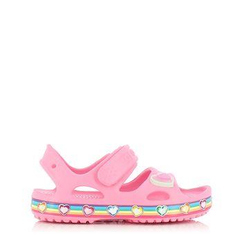 Crocs – Πέδιλα E47096 Crocs Fun Lab Rainbow Sandal K ΠΑΙΔΙΚΟ ΥΠΟΔΗΜΑ