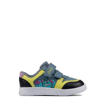 Clarks – Sneakers Ath Scare T ΠΑΙΔΙΚΟ ΥΠΟΔΗΜΑ