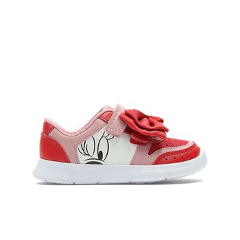 Clarks – Sneakers Ath Squeaky T White Combi ΠΑΙΔΙΚΟ ΥΠΟΔΗΜΑ Νο21-27