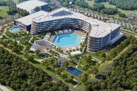 В Анапе на курорте Miracleon открылся отель Great Eight