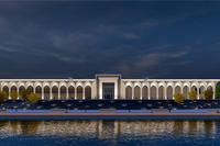 В 2022 году в Узбекистане откроется туркомплекс Silk Road Samarkand
