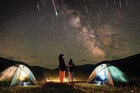 На Курорте Красная Поляна открылся палаточный лагерь на высоте 2050 м над уровнем моря