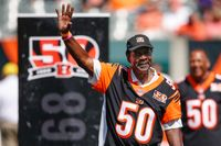 Ken Riley and Ken Anderson added to the Cincinnati Bengals inaugural Ring of Honor class