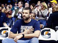 Grizzlies waive Marc Gasol, finalize Celtics trade to acquire Kris Dunn, Carsen Edwards