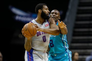 Detroit Pistons' Andre Drummond linked to Charlotte Hornets in NBA trade rumors