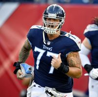 Titans A.J. Brown and Taylor Lewan will join Terry Bradshaw and country music stars in celebrity softball game