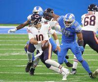 How Trey Flowers' absence would impact Detroit Lions run defense vs. Baltimore Ravens