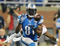 Niyo: Hall of Fame-bound Calvin Johnson 'not wasting any time waiting'on Lions