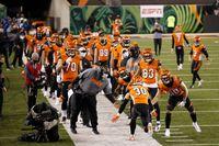 Here's the Cincinnati Bengals' full 2021 NFL schedule