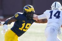 Film with Chris Ballard: Why GM believes Kwity Paye, Dayo Odeyingbo can transform Colts pass rush