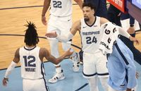 Why the Memphis Grizzlies are resting their entire starting lineup vs Sacramento Kings Friday
