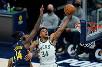 Bucks 142, Pacers 133: Preparation for the playoffs continues
