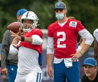 What to know about Carson Wentz, Brett Hundley, Jacob Eason and the Colts starting QB job