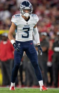 Tennessee Titans' first-round pick Caleb Farley to miss second straight game vs. Colts