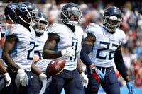 A.J. Brown indicates Tennessee Titans are limiting him until later in the season