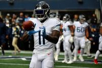 Tennessee Titans WR A.J. Brown added to injury report, is questionable for Buffalo Bills game