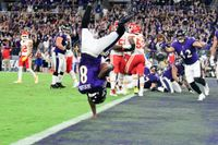 Why Ravens QB Lamar Jackson's missed practice (illness) isn't good news for Detroit Lions