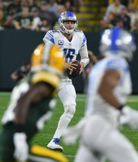 Lions' Goff, Brockers have seen challenges Ravens present on offense, defense