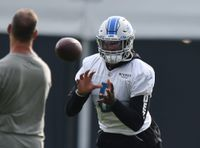 Lions rule out Jamie Collins against Baltimore; 7 others listed as questionable