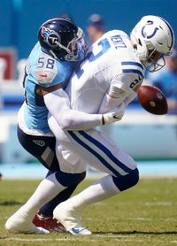 How Tennessee Titans' Harold Landry became the relentless pass rusher opponents fear