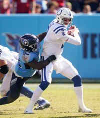 Colts tried to disrespect the Tennessee Titans with Carson Wentz, and the 'D' responded | Estes