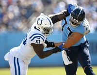 Tennessee Titans' Taylor Lewan: 'I didn't know if I was ever going to be the same again'