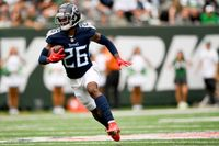 Tennessee Titans rule out Kristian Fulton, Monty Rice for Monday's game vs. Buffalo Bills