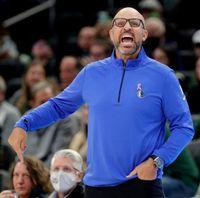 Mavericks coach Jason Kidd on Bucks title: 'It was just a matter of time'