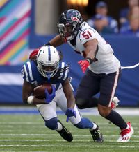 'Makes it all worth it': T.Y. Hilton's big day was extra special because of how he got here