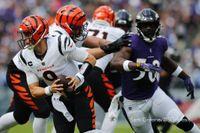 Reactions: Bengals' first two touchdowns vs. Ravens are Joe Burrow passes to C.J. Uzomah