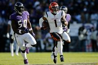 Analysis: What we learned from Bengals win over Ravens to take first place in AFC North