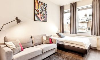 Leuven - Rooms - Getaway Leuven