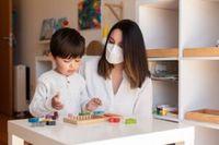 SOS garde d'enfants, une aide pour les parents qui ne peuvent télétravailler