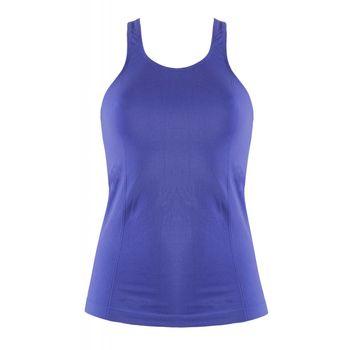 Γυναικείο φανελάκι αθλητική πλάτη. Basic Collection ΜΩΒ
