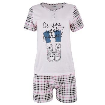 Γυναικείο b.doll στάμπα mouse print-star. Girly style ΡΟΖ
