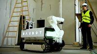 Baubot: Modular erweiterbarer Roboter soll auf Baustellen helfen