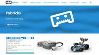 Pybricks: MicroPython für Lego-Robotik-Sets