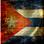 Η σημαία της Κούβας Πόλεις – Ταξίδια Πίνακες σε καμβά 50 x 50 cm