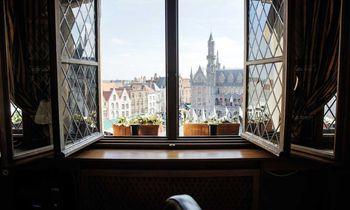 Brugge - Rooms - Huyze Die Maene