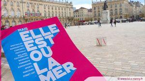 Nancy : lancement des Guinguettes de l'été