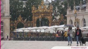 Dégradations de la Place Stanislas : Mathieu Klein «de nouvelles mesures doivent être prises»