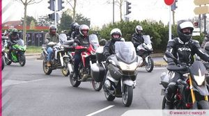 Vidéo. Grand Nancy : les motards en colère contre le contrôle technique