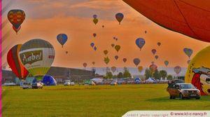 Vidéo. Mondial Air Ballons : dix jours de poésie dans le ciel de Lorraine