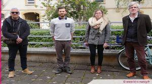 Vidéo.Mobilités Grand Nancy : des associations souhaitent des objectifs clairs et une concertation plus large
