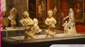 Vidéo. La sculpture lorraine en lumière à Nancy et Lunéville