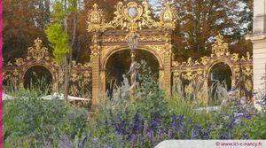 """Vidéo. Avec """"Eau de vies"""", le Jardin Ephémère prend racine Place Stanislas"""