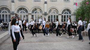 Vidéo : Assassinat de Samuel Paty, une commémoration au lycée Henri-Poincaré de Nancy
